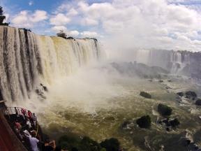 Waterfalls everywhere!