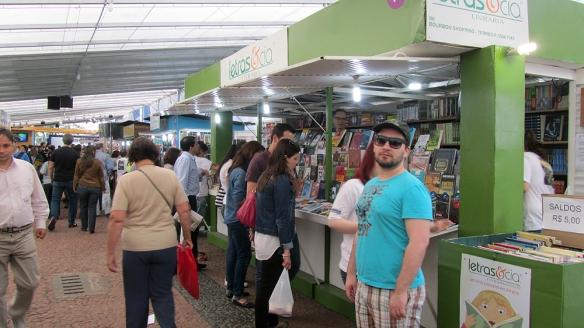 Feria de livro!!