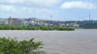 Porto Alegre coast