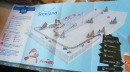 They have a snowpark here!! Really cool they say... nothing for me though :)