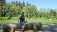 Sitting on a tree :)