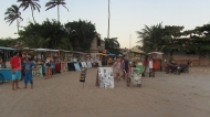 Evening in Jericoacoara