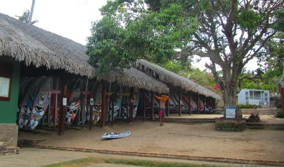 The windsurfing club Ventos :)