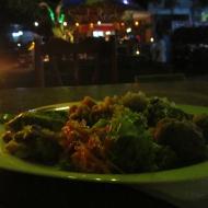 My veggie food