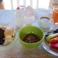 My lovely breakfast!