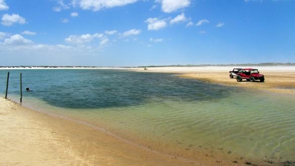 Lagoa azul!