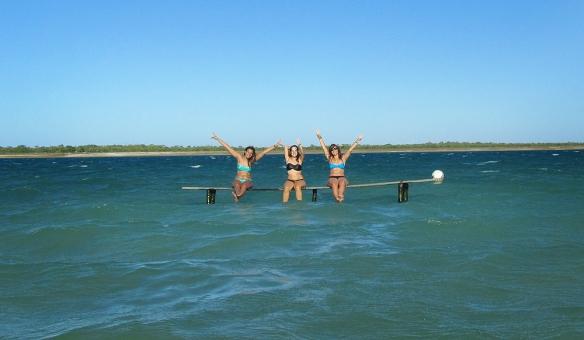 Hello from Lagoa do Paraiso!