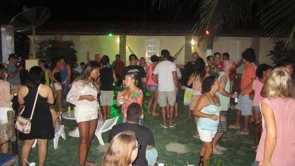 Samba night