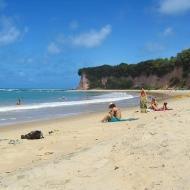 Praia do Golfinhos.. where the dolphins are!