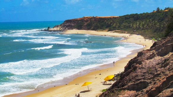 Praia do Amor, to me, the most beautiful one!