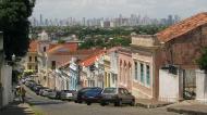 Olinda and Recife behind