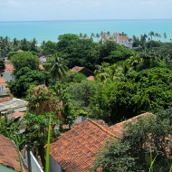 Overview over Olinda
