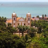 Igreja Nossa Senhora do Carmo seen from Alto do Sé
