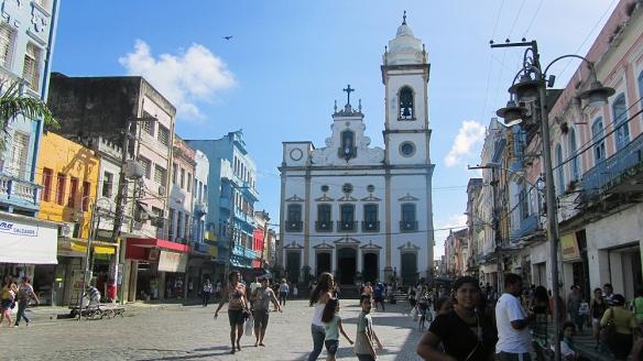 Church... Igreja do Pratos? Don't know really