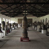 The other sculpture room