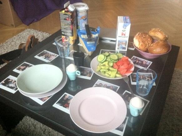 Breakfast at Carros!
