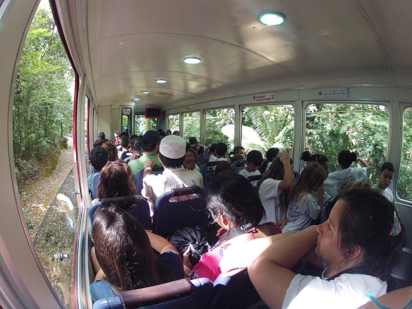 The corcovado train