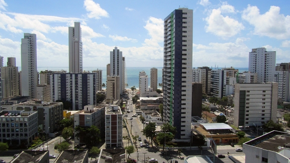 Good morning Recife!