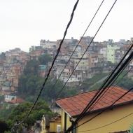The Favela nextdoors
