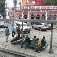Largo dos Guimares in Santa Teresa