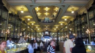 The famous Confeitaria Colombo