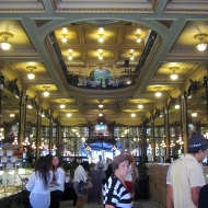 The famous Confeitaria Colombo