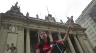 Luana, our tourguide :)