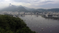 View over Rio!