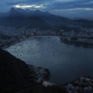 Later over Rio