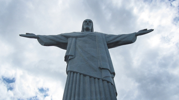 Christ the redeemer, one of the 7th wonders of the world!