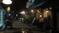 At night in Abrao