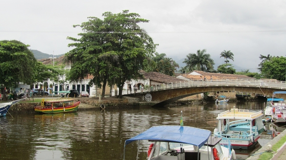 The river in Paraty