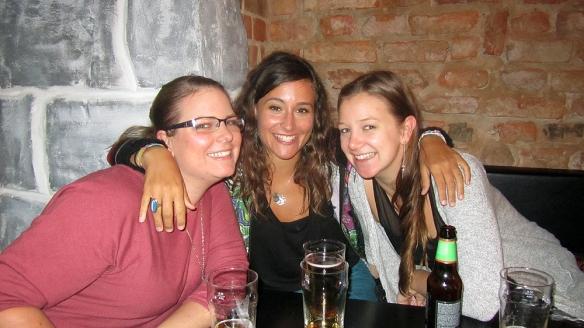 Mime, me and Carro :)