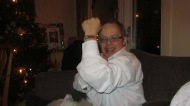 My uncle Jonas was superhappy about his bracelet :)