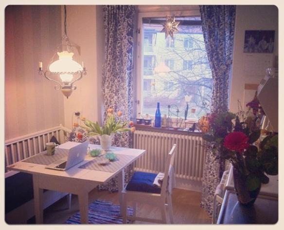 My kitchen - ah, I love!!