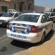 The police - pulizija!