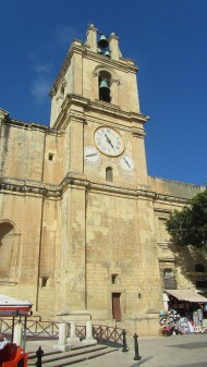 St Pauls Church in Valetta