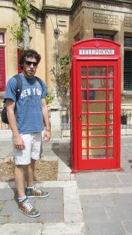 Haha. Such a tourist. :p