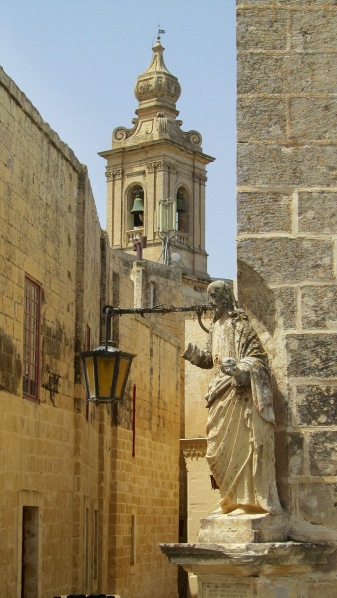 Streets in Mdina