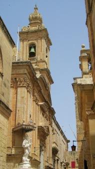 Streets in Mdina