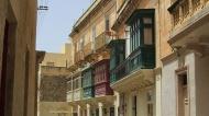 Balconies in Rabat