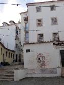 More street art in Alfama