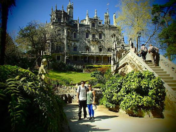 We love Quinta de Regaleira :)