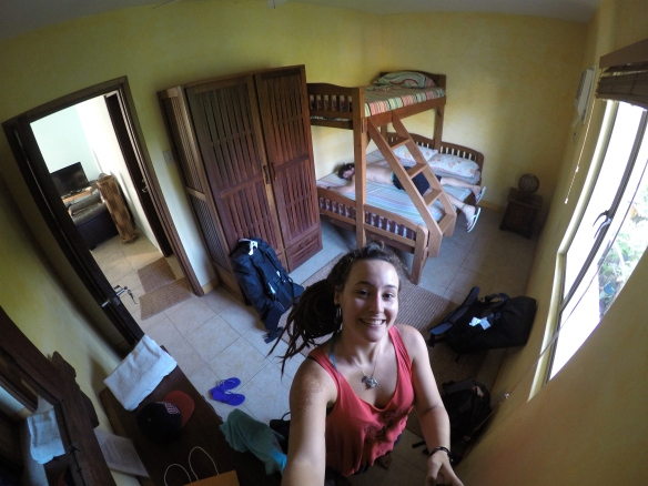 Our room at Corto Divers in Coron :)