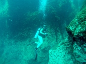 Exploring the barracuda lake