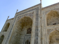 Taj Mahal details