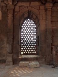 Nice windows in the Qutub Minar area
