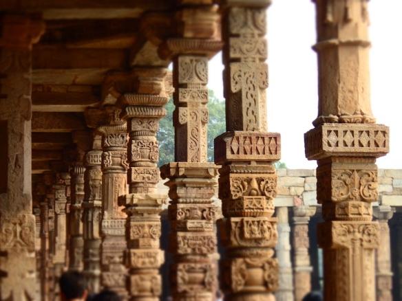 I love pillars!