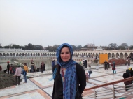 Me in the Sikh Temple