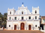 St Annes church here in Agonda